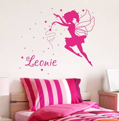 cffbac24a Personalised wall stickers