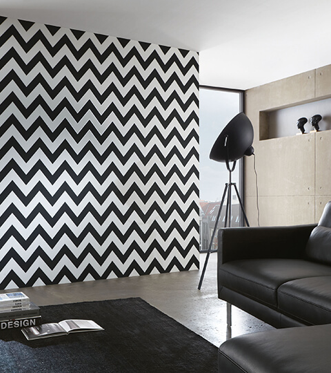 Patterned Wallpaper & Wallpapers
